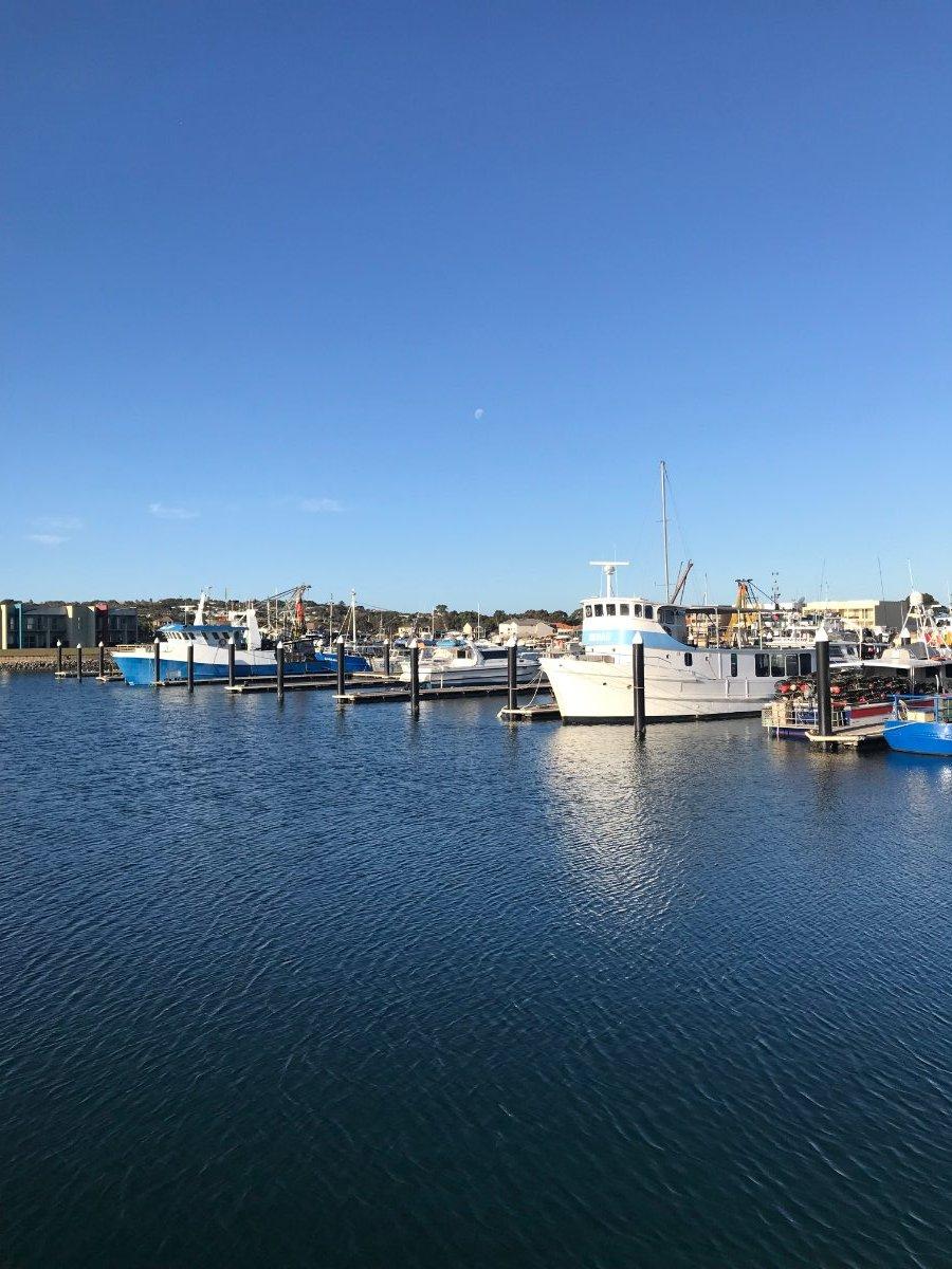 Port Lincoln Marina Berth 48