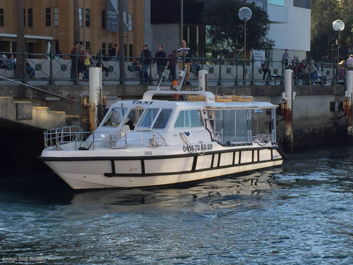 Gulf Craft Touring 36