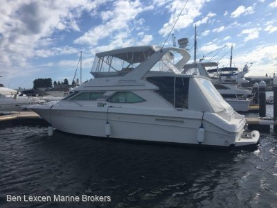 Sea Ray 440 Express Flybridge- Click for more info...