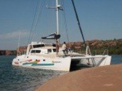 Lizard Yachts 50 custom