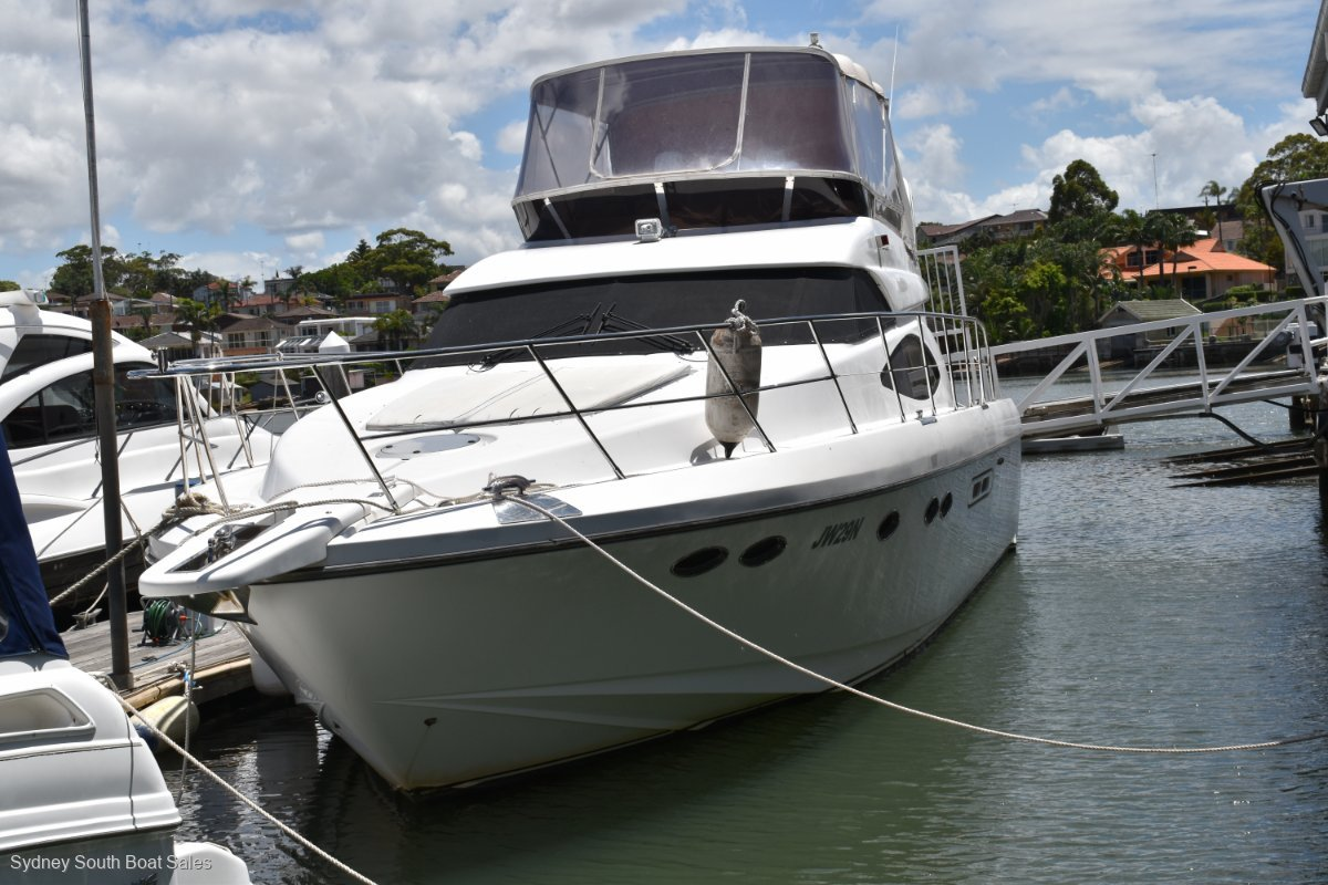 Dyna 51: Power Boats | Boats Online for Sale | Fibreglass/grp | New