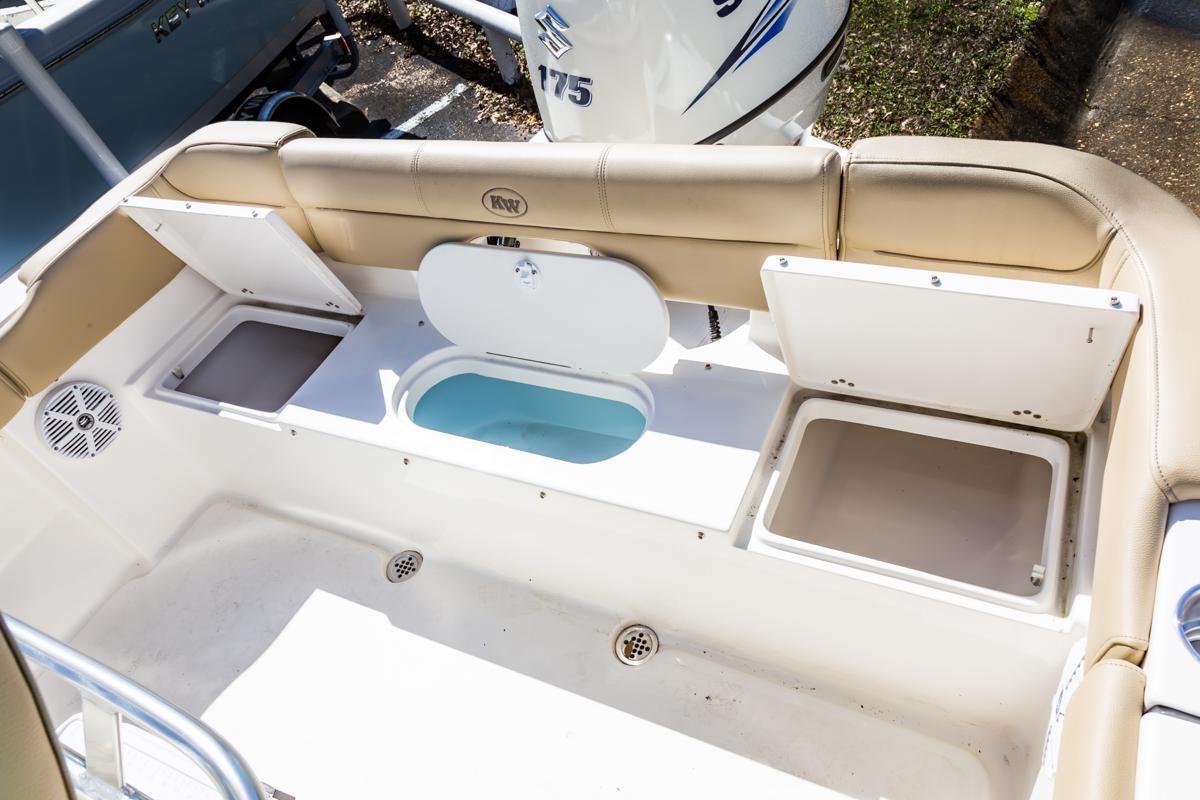 Key West 203fs Centre Console
