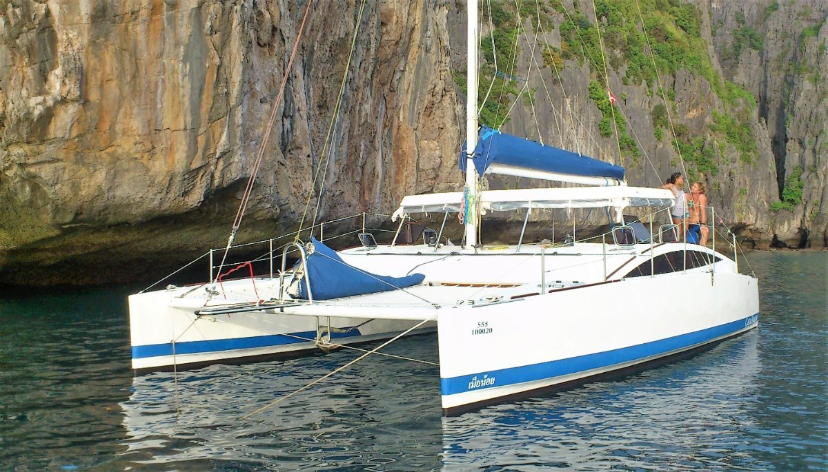 Catathai 34 Open