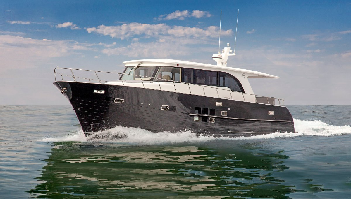 Clipper Hudson Bay 540