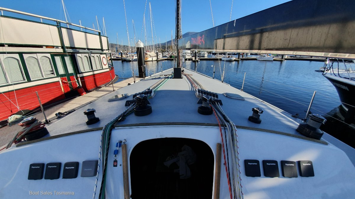 Inglis 58 Racing Yacht - MAKE AN OFFER