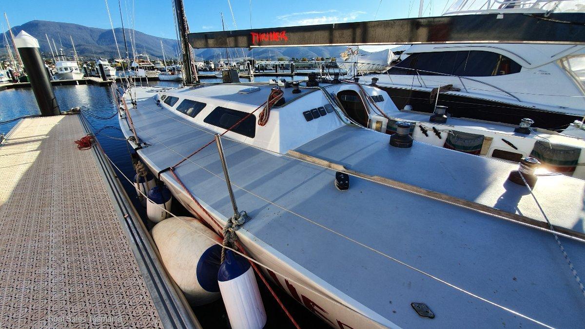 Inglis 58 Racing Yacht