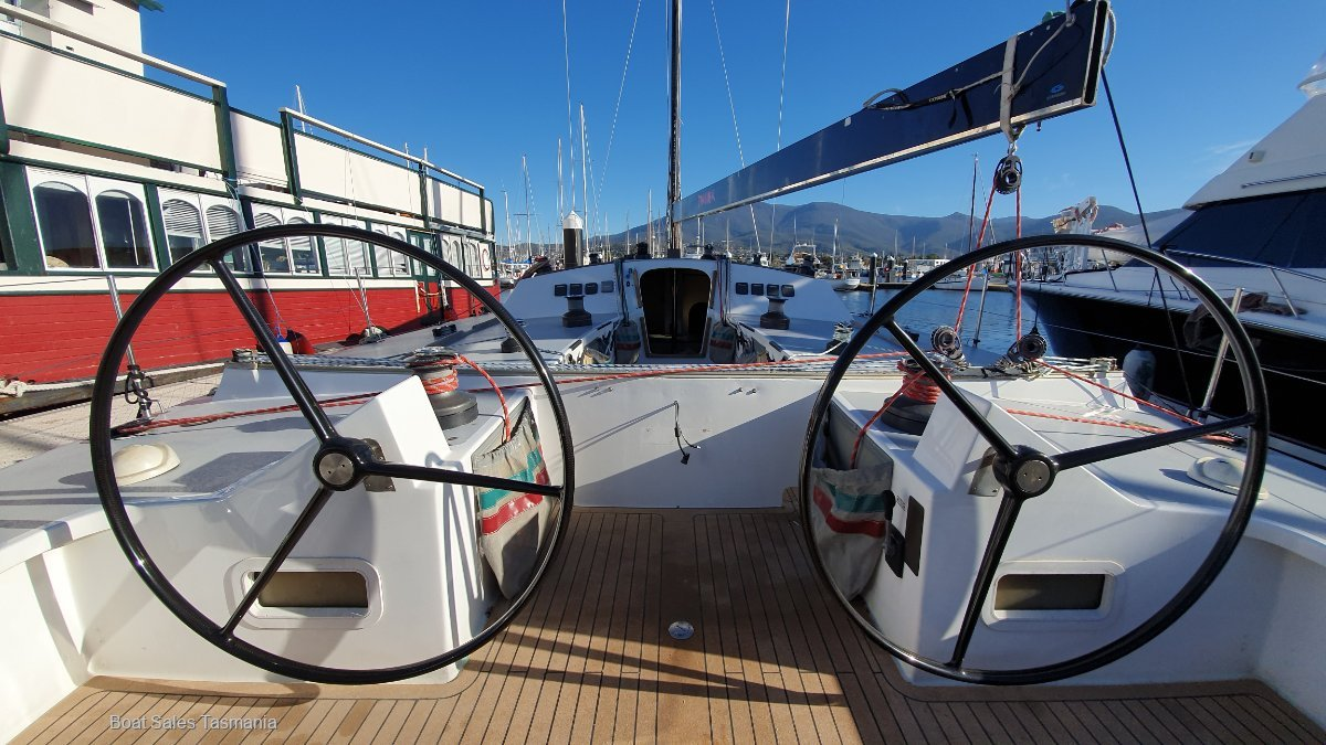 Inglis 58 Racing Yacht - AMAZING VALUE
