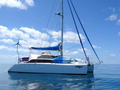Lightwave 38 Catamaran