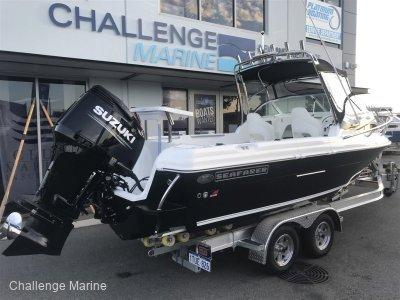 Seafarer Vagabond 6.2 X Series NEW PACKAGE