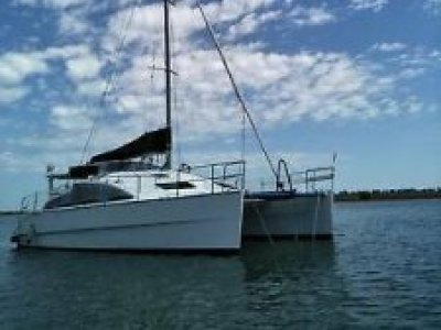 Simpson 10 Sailing Catamaran