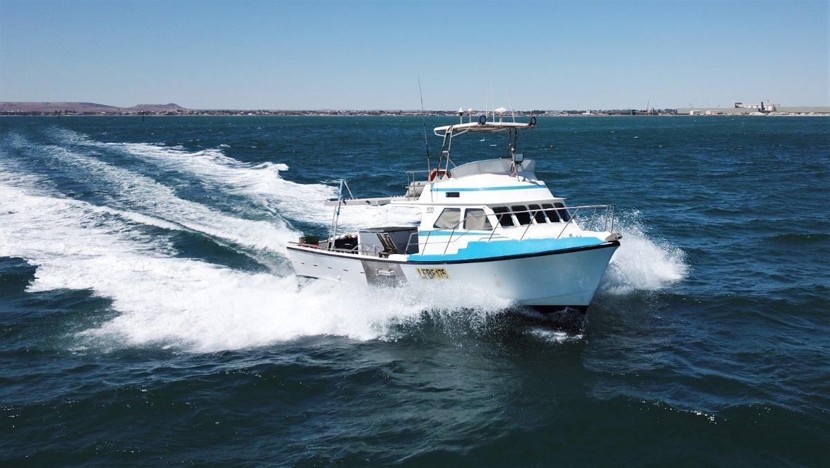 Rex Norton Fishing Vessel
