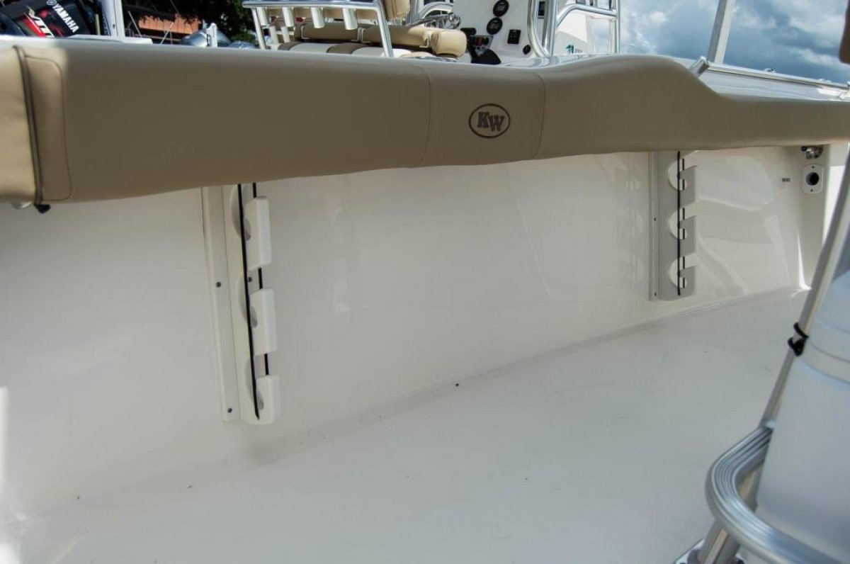 Key West 219fs Centre Console