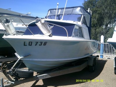 Nova Cabin Cruiser NOVA 1800 HALF CAB