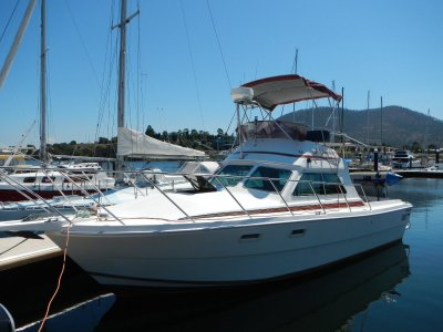 Randell 28 Flybridge Cruiser/ Offshore Fisher GREAT CONDITION