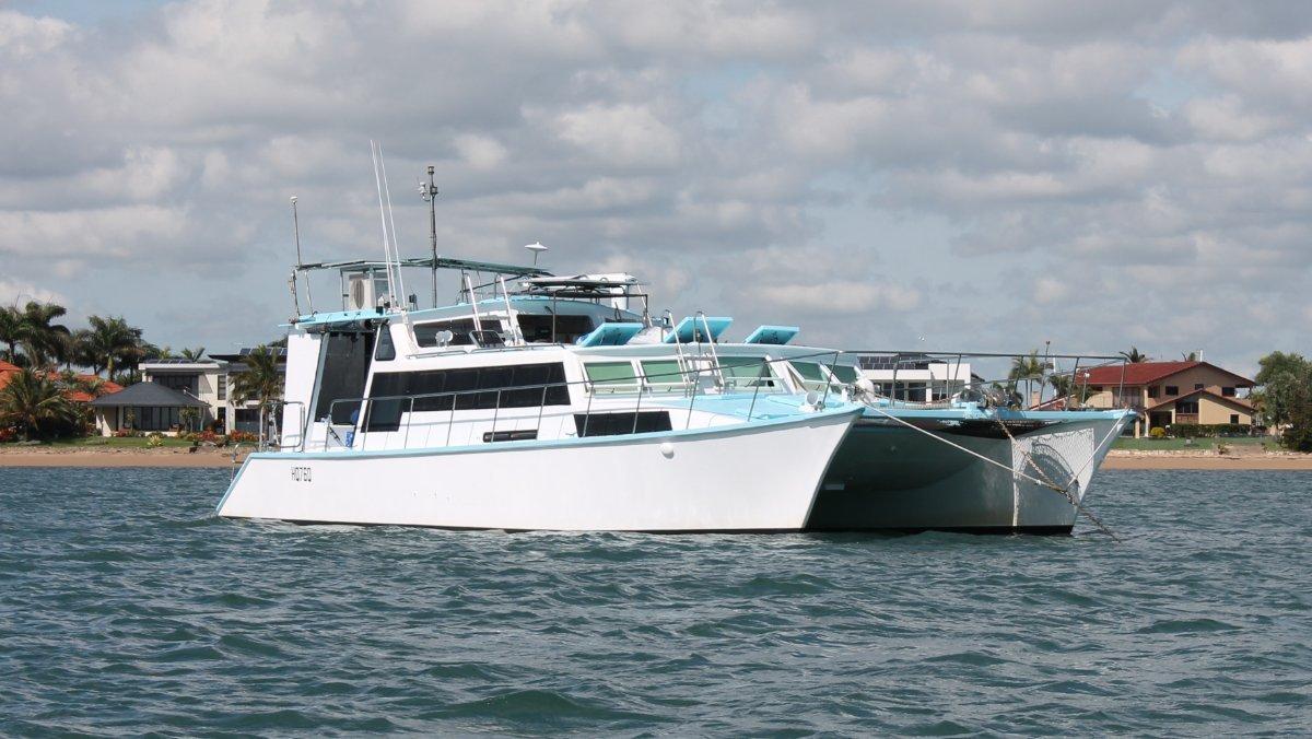 Ultimate Houseboat Cruiser 16m