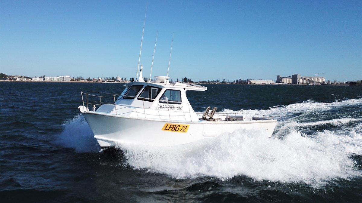Randell 36 Lobster Fishing Vessel: Commercial Vessel   Boats