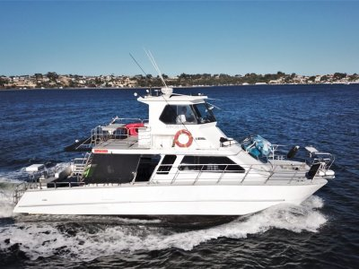 Seaspray 43 Charter