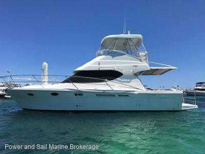 Mustang 37 Flybridge, Riv, Carribean buyers look at this first!!