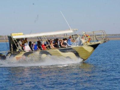 Go anywhere - 20 passenger tour vessel