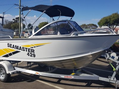 Stacer 429 Sea Master Package