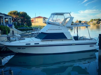 Fraser 31 (Diesel Shaft drive) All offers considered