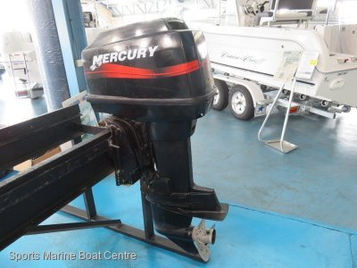 60 Mercury T/tilt