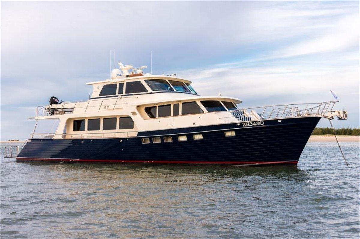 Marlow Yachts 78E Explorer