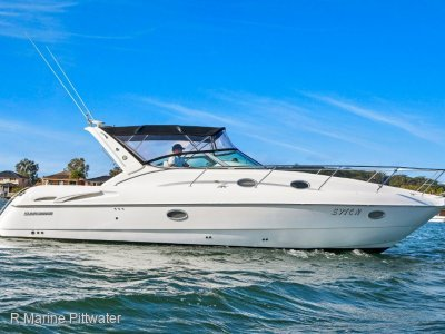 """Sunrunner 3700LE """"You need to see this boat to believe it"""""""