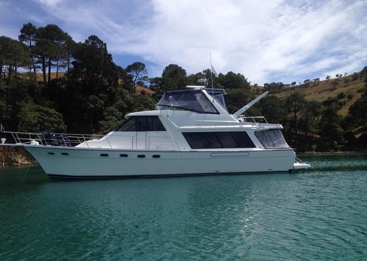 Bayliner 4788 Pilothouse:Profile