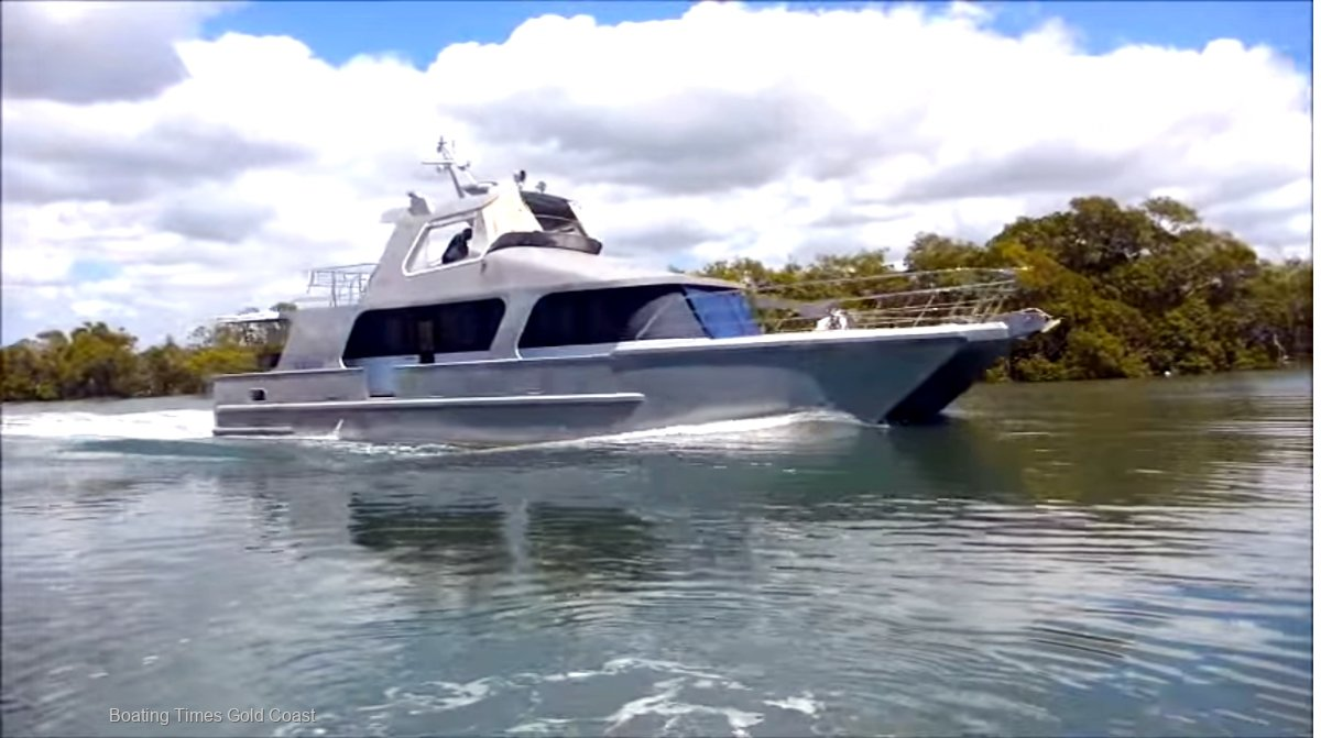 Power Catamaran 60