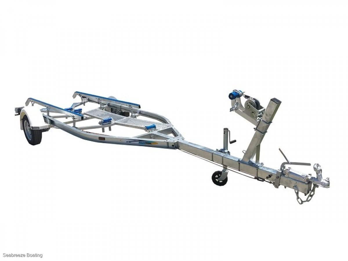 Boat Trailer Galvanised C channel up to 5.4m boat