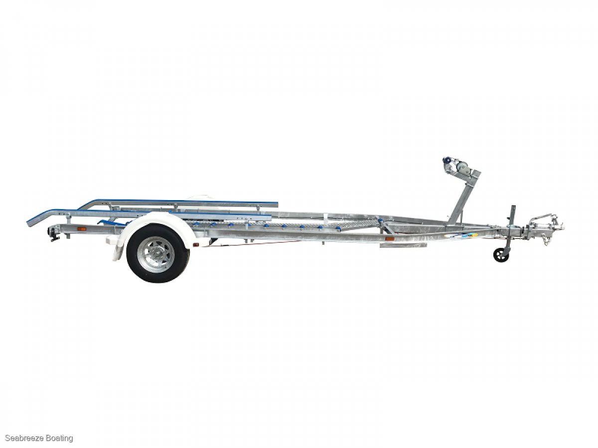Boat trailer Galvanised C channel up to 5.7m
