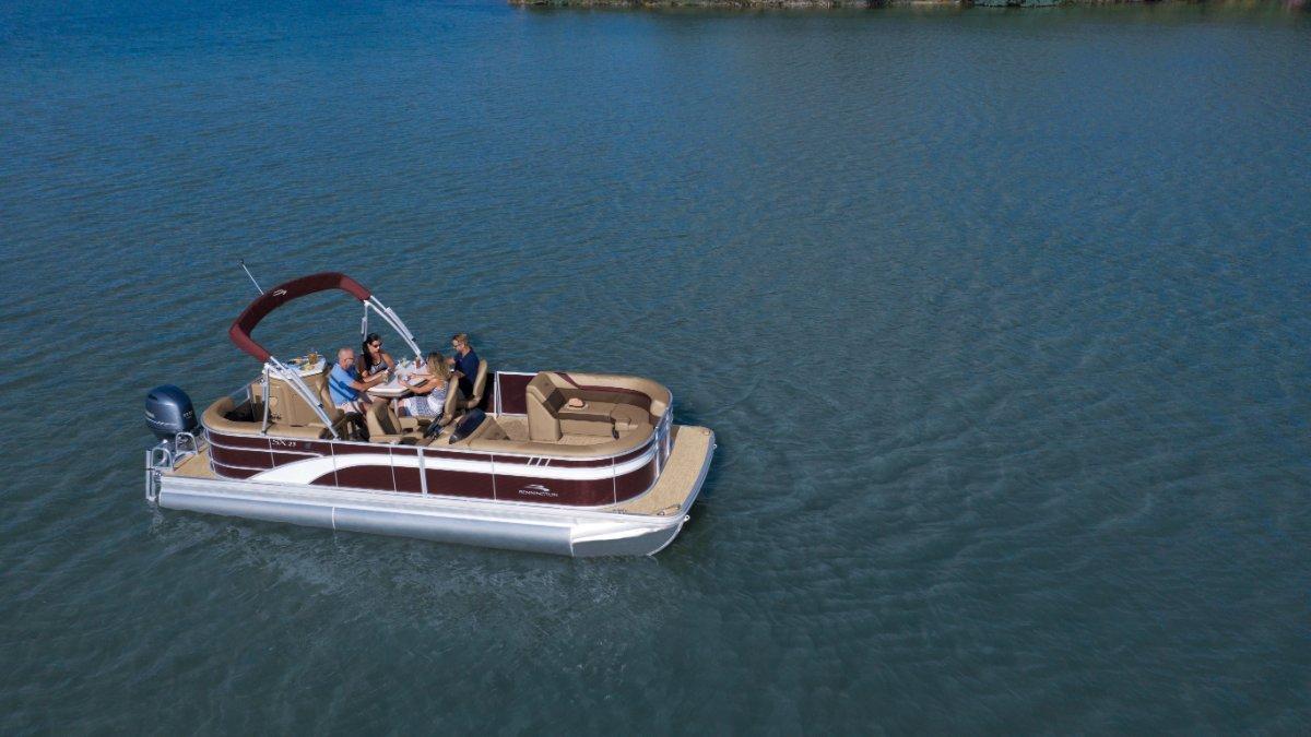 Bennington Pontoon Boat 23 SX 23 SXPD
