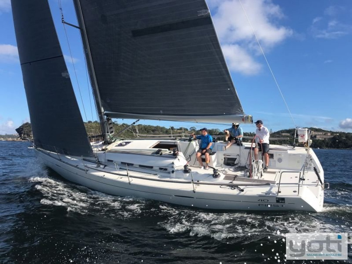 Beneteau First 40 Cr: Sailing Boats | Boats Online for Sale