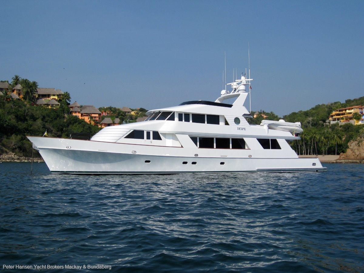 Westport / LeClercq Motor Yacht