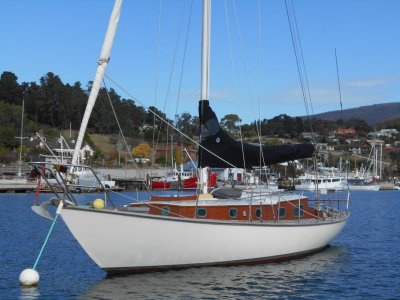 Herreshoff 38-foot Sloop