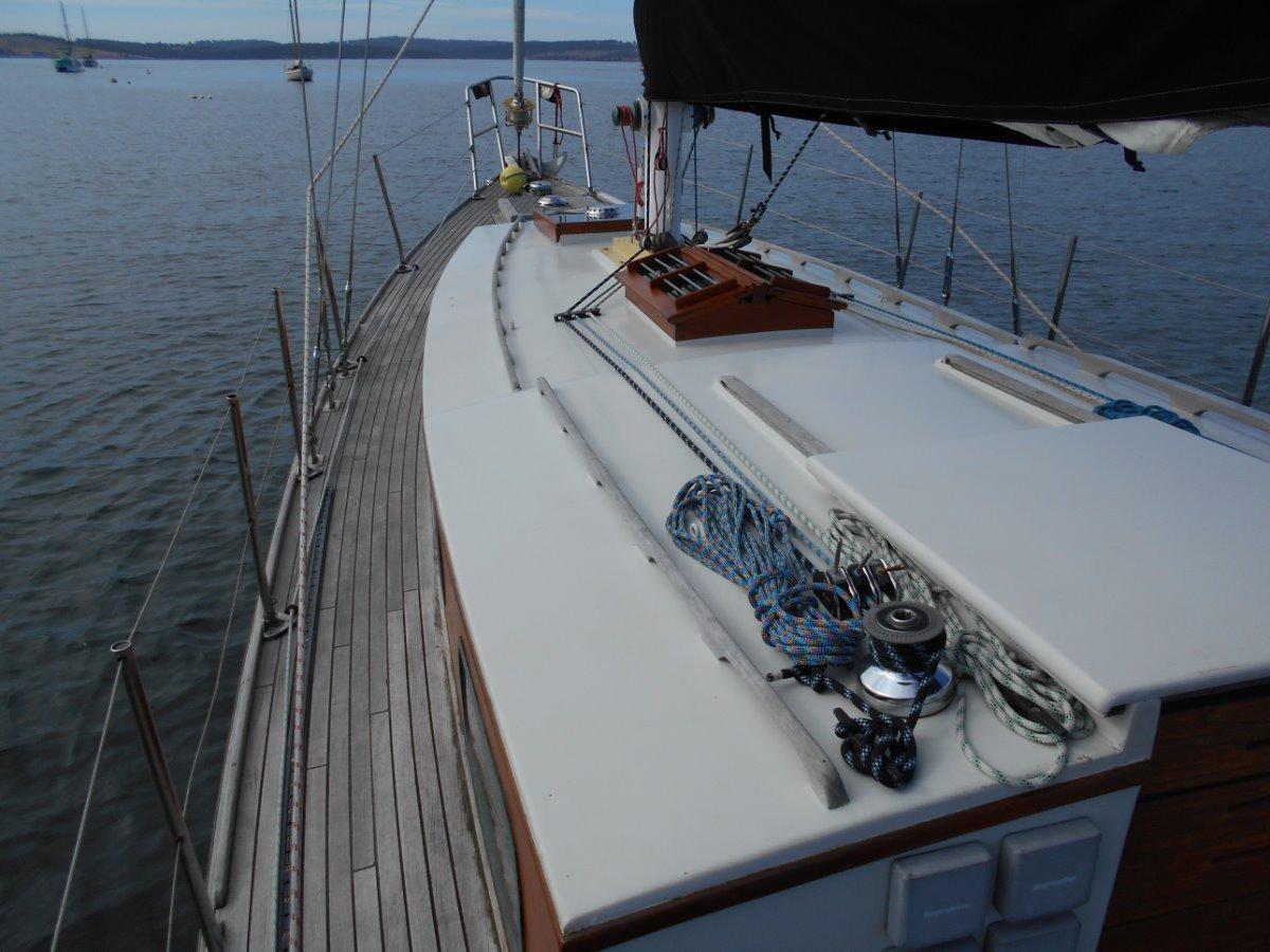 Herreshoff 38-foot Sloop