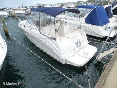 Sea Ray 260 Sundancer Boats For Sale in Australia | Boats Online