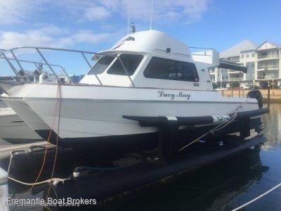Harriscraft Catamaran 31'