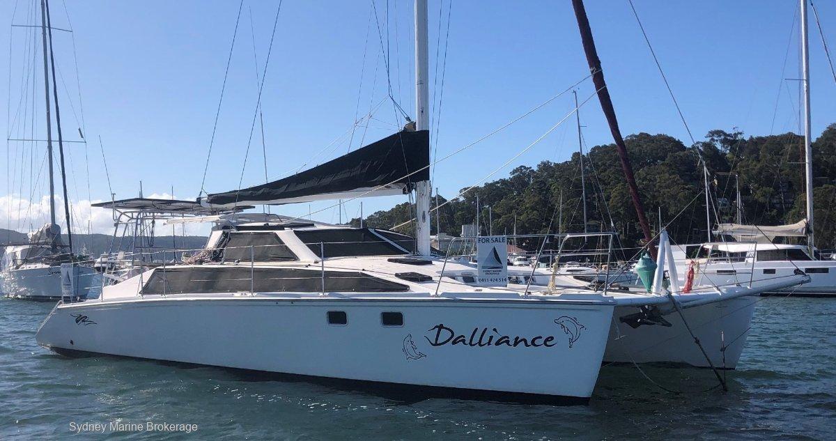 Perry 40 Catamaran