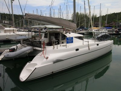 Fountaine Pajot Athena 38 For Sale in Langkawi