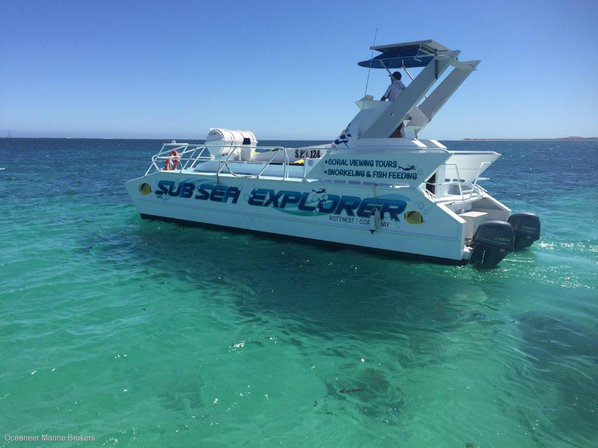 Semi Submersible Charter Vessel
