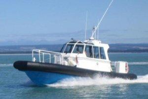 12.3m Crew Boat