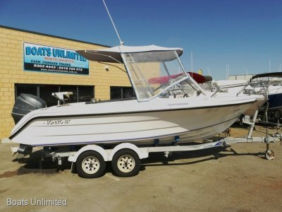 Bonito 185 Sports Tourer GREAT FAMILY PACKAGE WITH 4 STROKE!