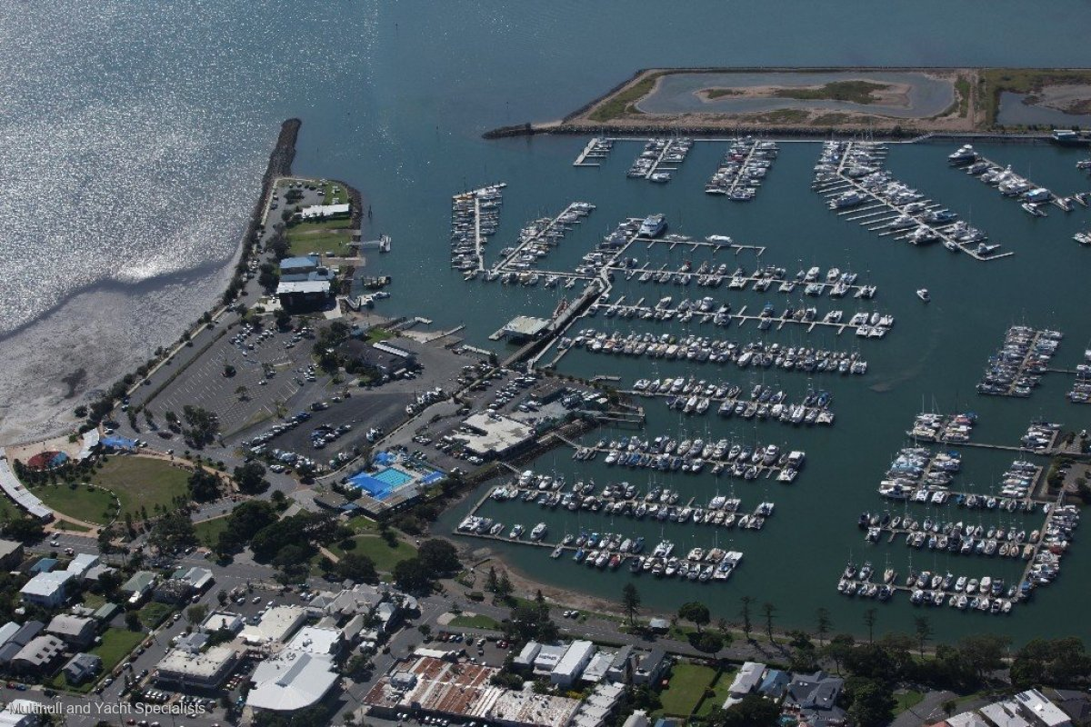 15mtr Marina Berth in Manly Harbour