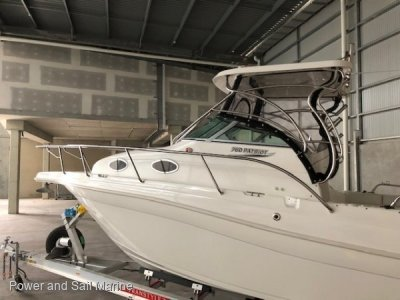 Haines Hunter 760 Patriot New feel with 2018 trailer & the best in WA!!- Click for more info...
