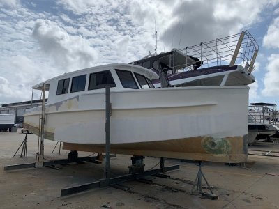 Norman Wright Bay Cruiser Bay Cruiser 36'