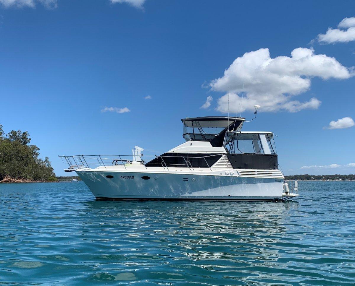Symbol 41 Aft Cabin Motorboat