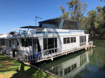 Custom Houseboat