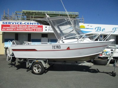 Westerberg 5.50 Runabout